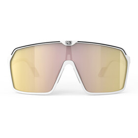 Rudy Project Spinshield Glasses, wit